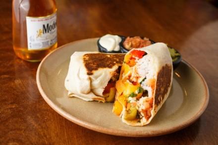 Go Go Burrito @Worc